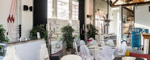 Elegante Events Hochzeitsmesse 2017 - Kiel - Güterbahnhof • ©Foto: aadhoc-media.de • Thomas Rohwedder