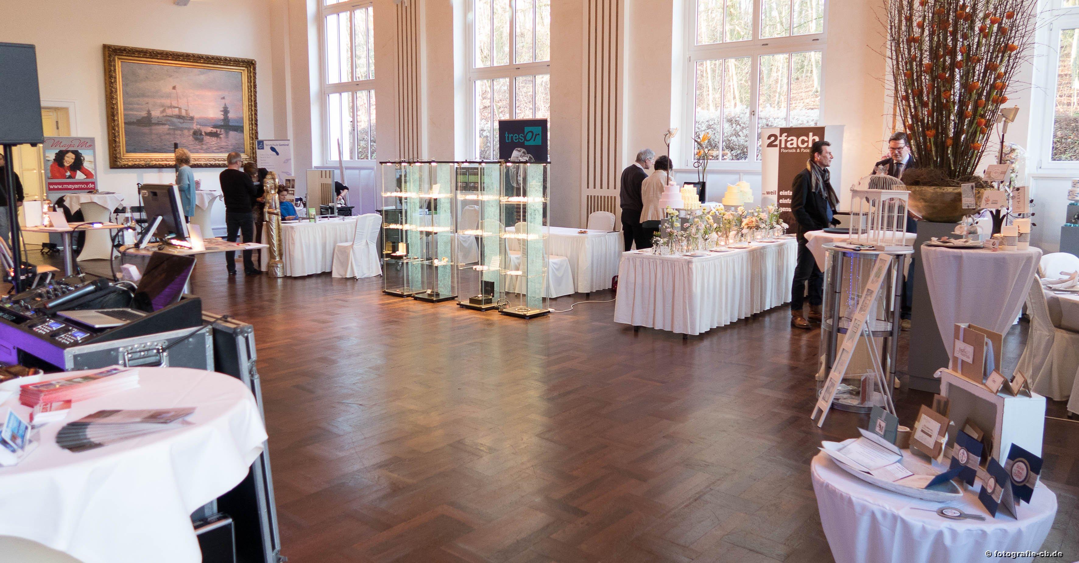 ... Kiel im Kieler Yachtclub  Hochzeitsmesse - Elegante Events Kiel