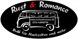 Rust Romance - Bulli für Hochzeiten
