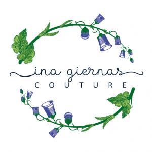 Ina Giernas Couture - Logo