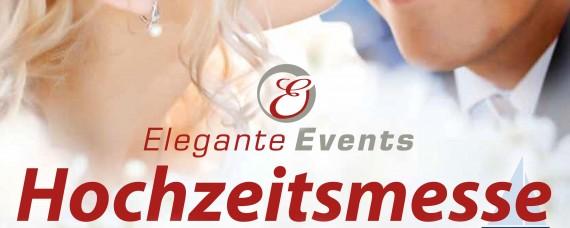 Hochzeitsmesse Kiel am 18.01.2018 im Kieler Yacht Club