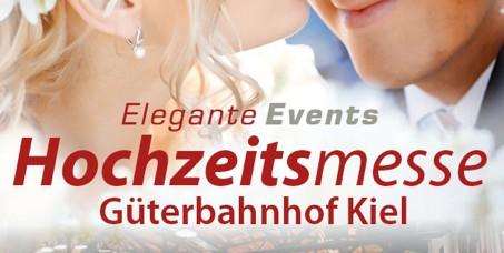 Elegante Events Hochzeitsmesse Kiel 2020 am 25. + 26. Januar im alten Güterbahnhof!